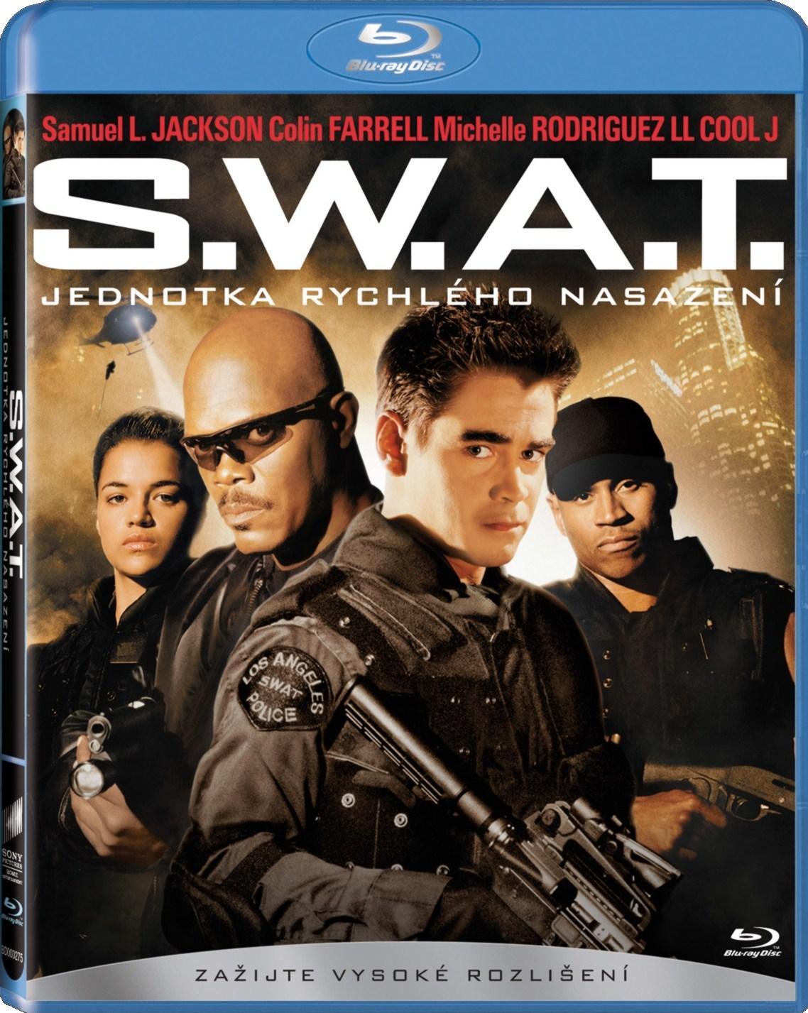 S.W.A.T. - JEDNOTKA RYCHLÉHO NASAZENÍ - Blu-ray