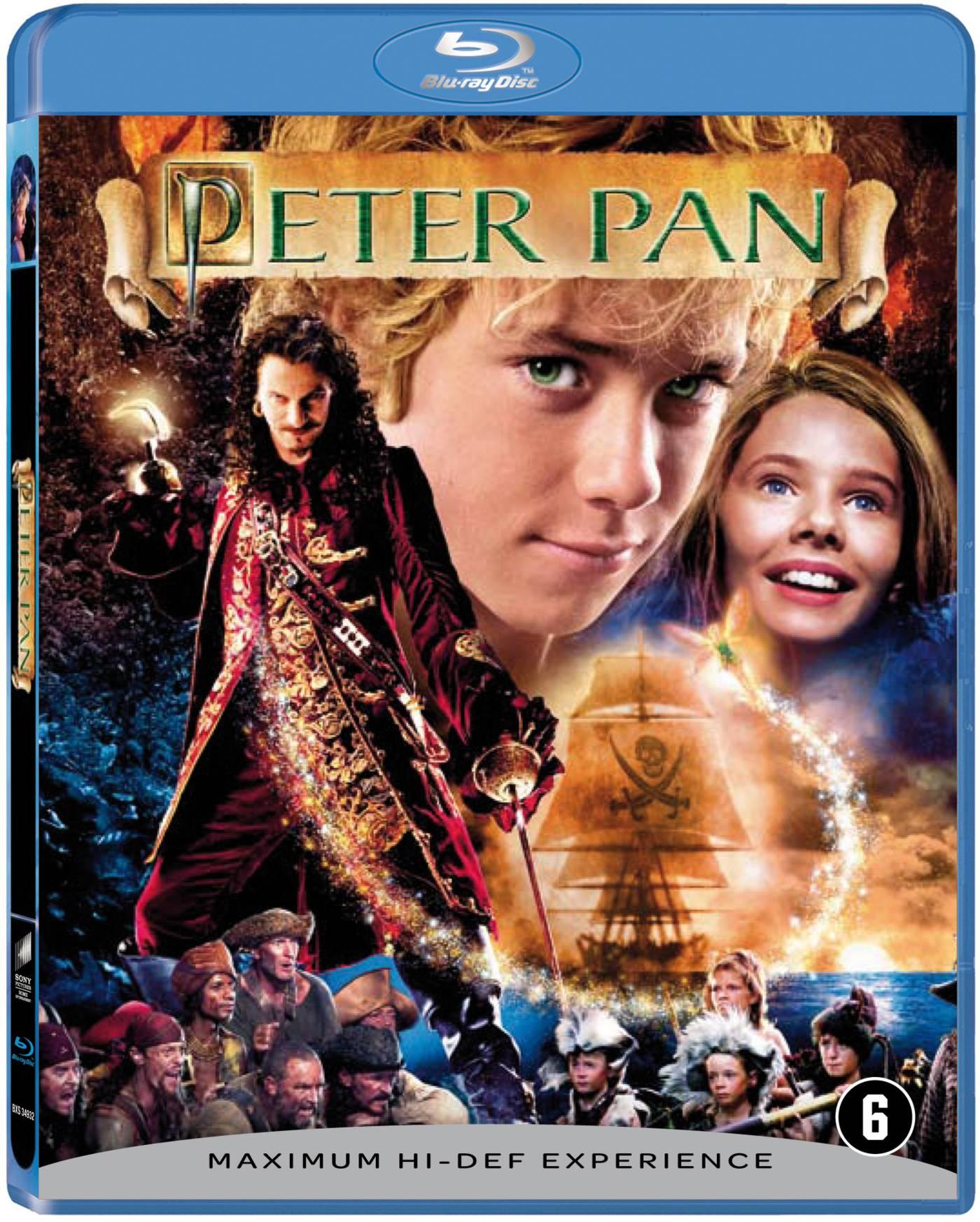 PETR PAN - Blu-ray