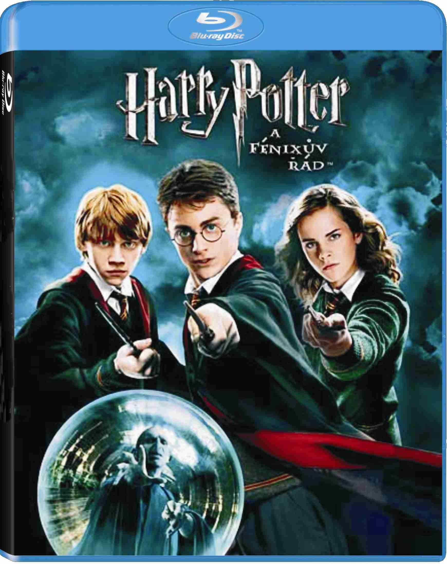 HARRY POTTER A FÉNIXŮV ŘÁD - Blu-ray