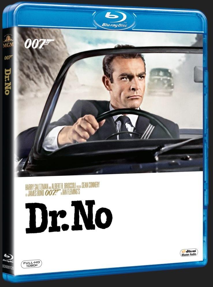 BOND - DR. NO - Blu-ray