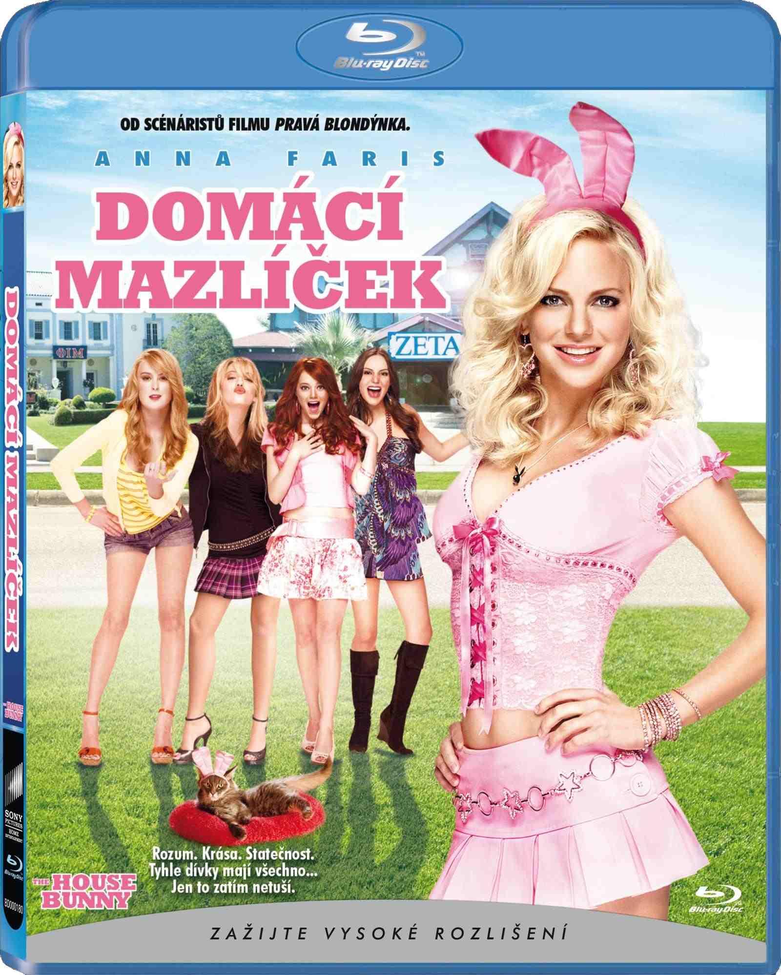 DOMÁCÍ MAZLÍČEK - Blu-ray
