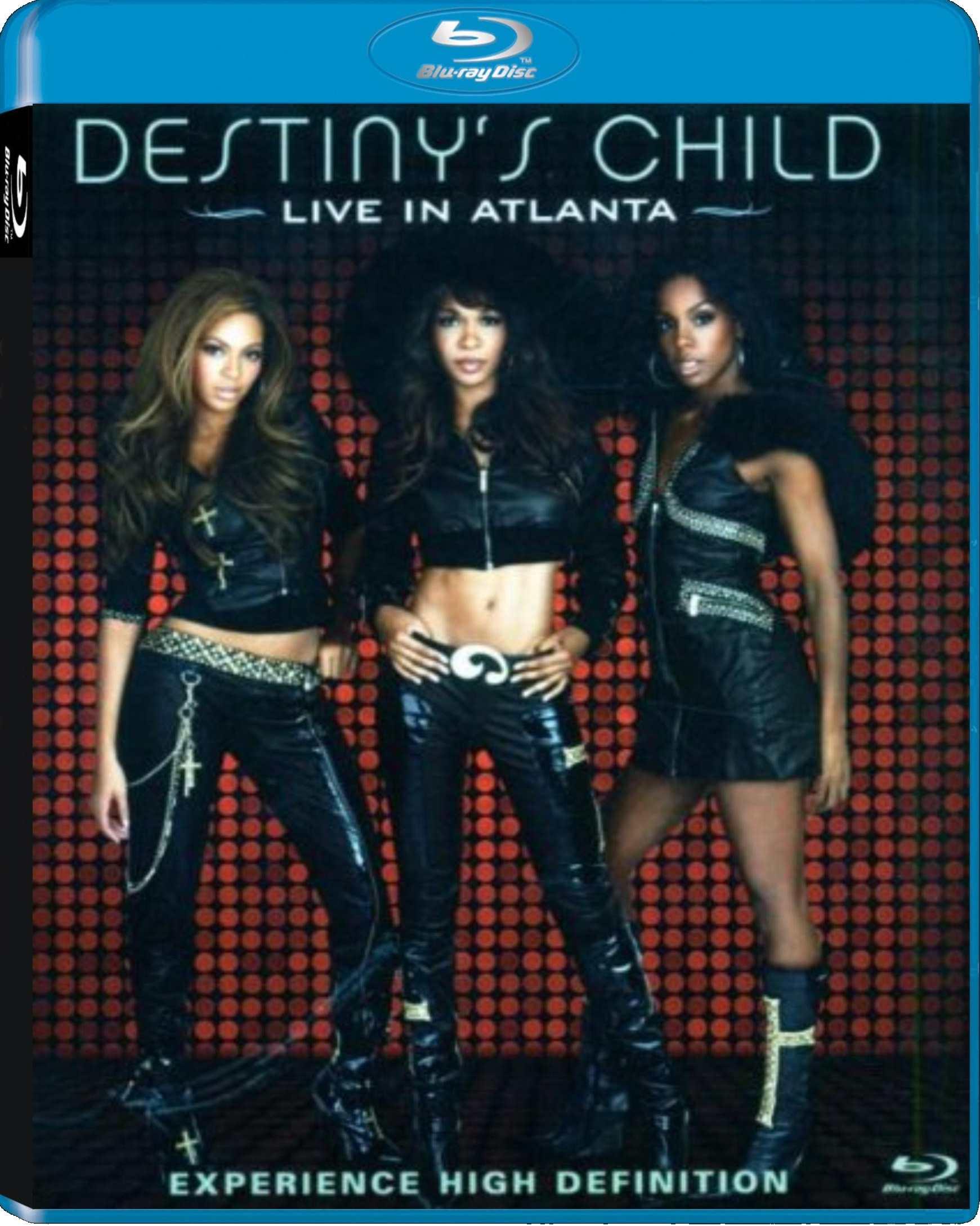 DESTINYS CHILD: LIVE IN ATLANTA - Blu-ray