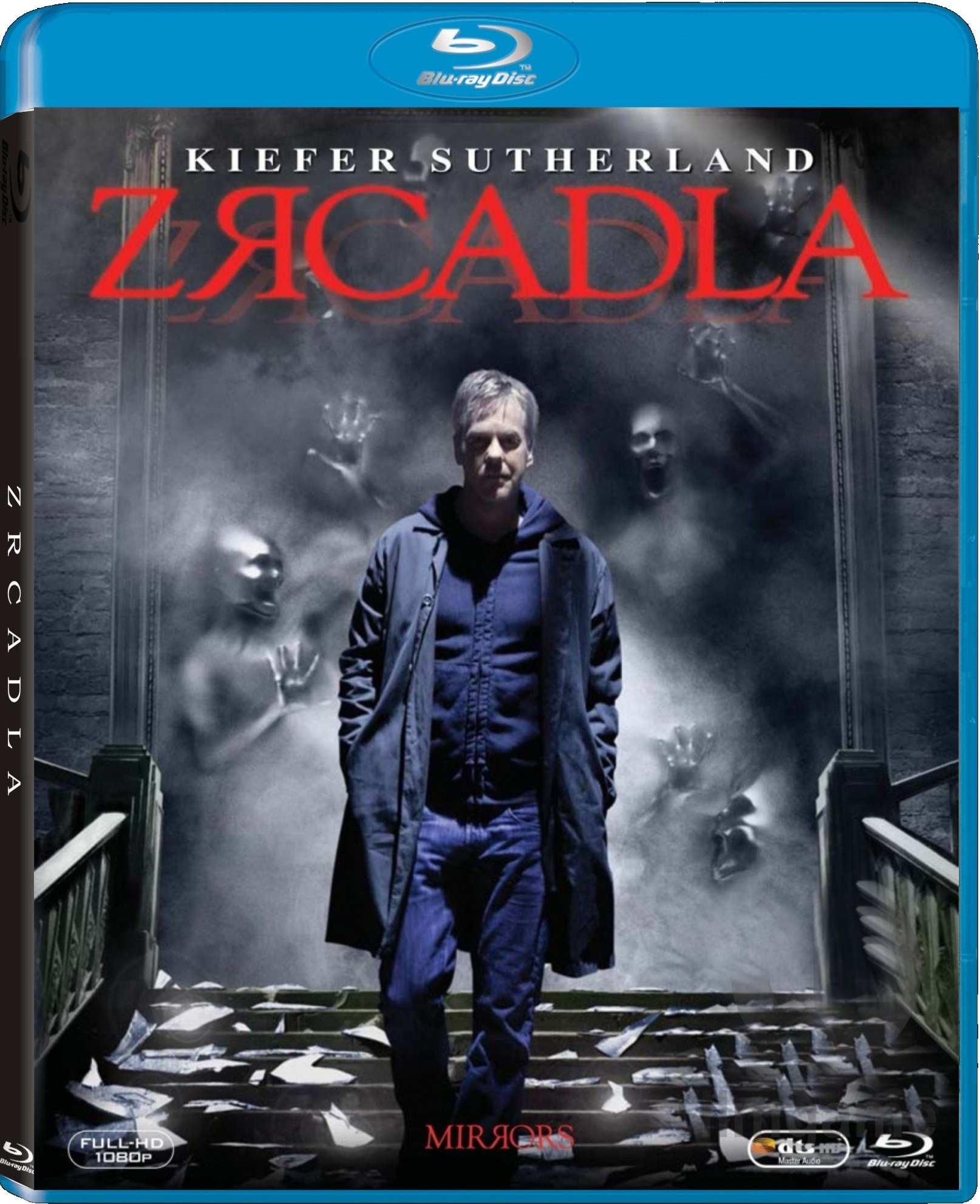 ZRCADLA - Blu-ray