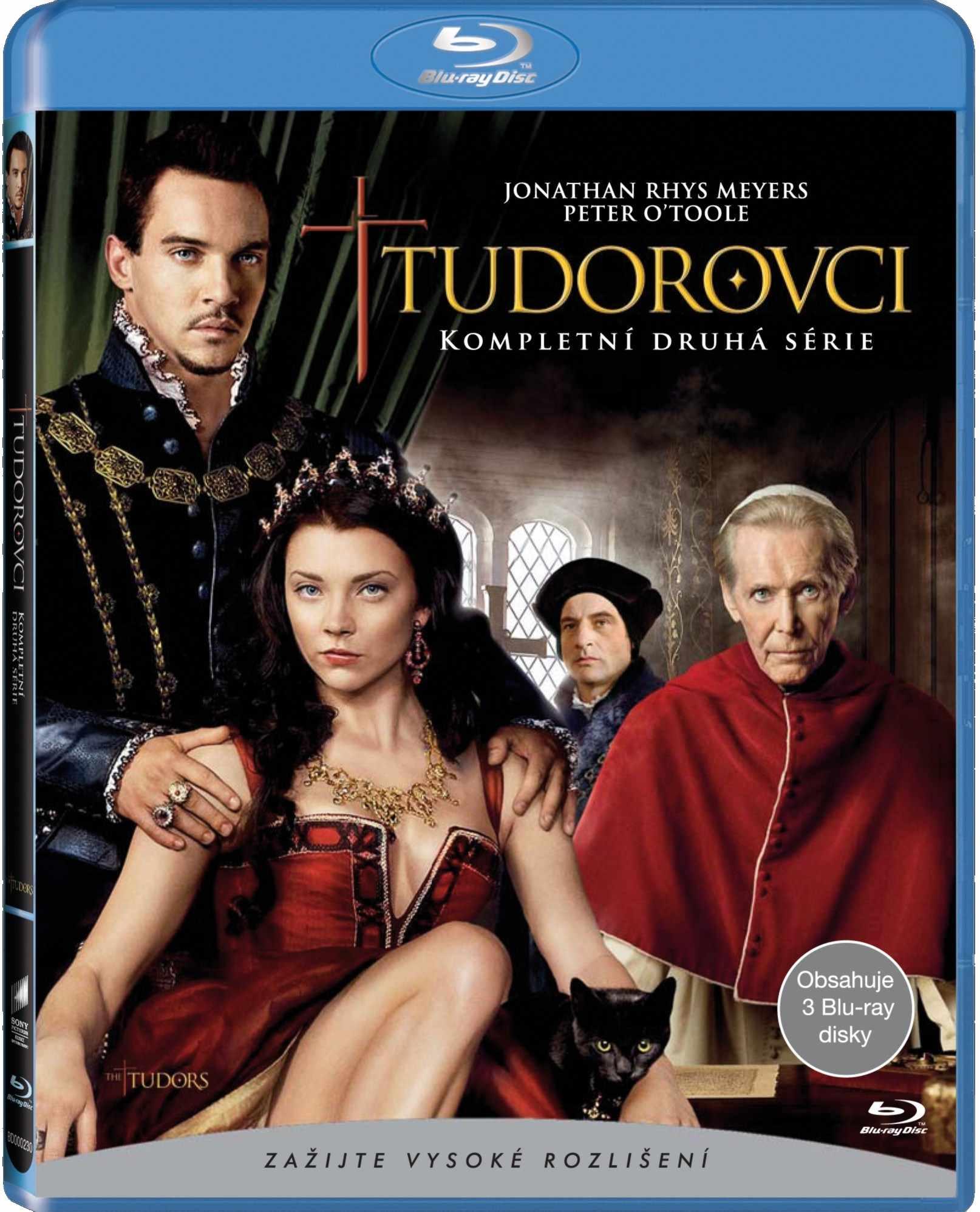 TUDOROVCI 2.SÉRIE - Blu-ray