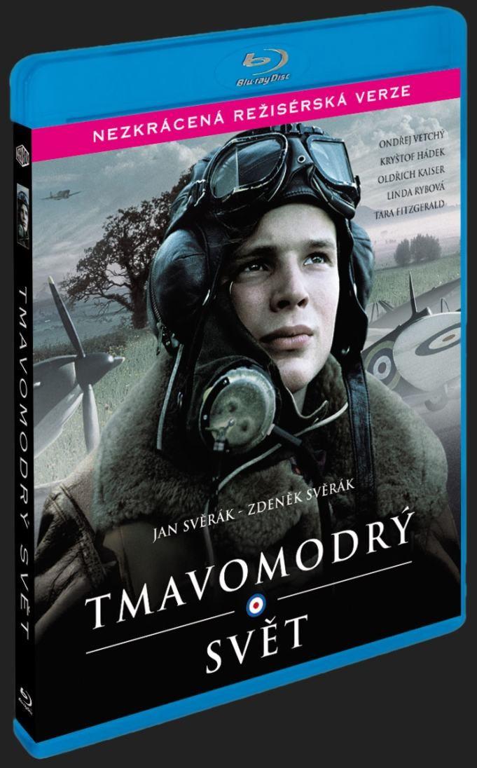 TMAVOMODRÝ SVĚT - Blu-ray