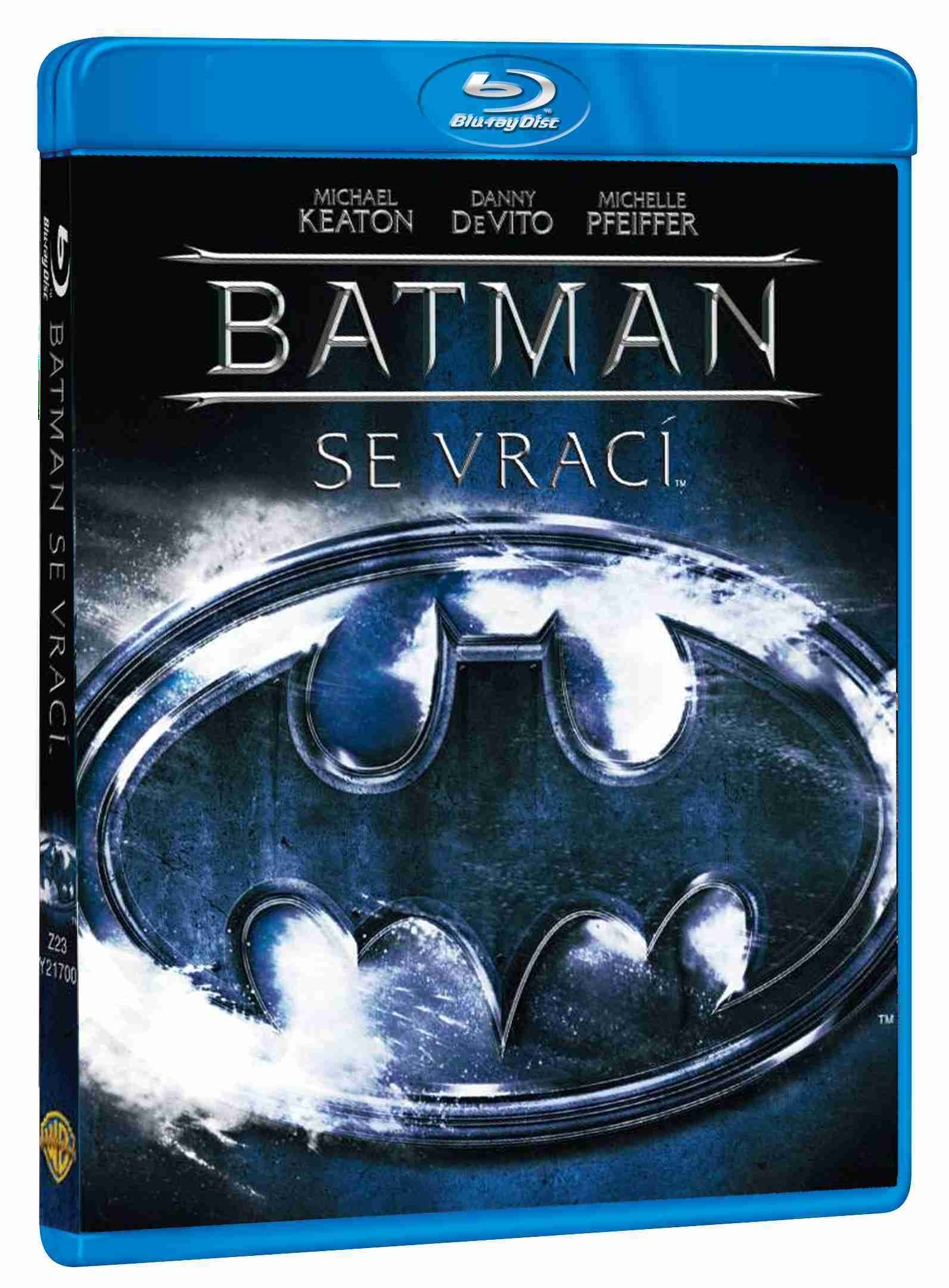 BATMAN SE VRACÍ - Blu-ray