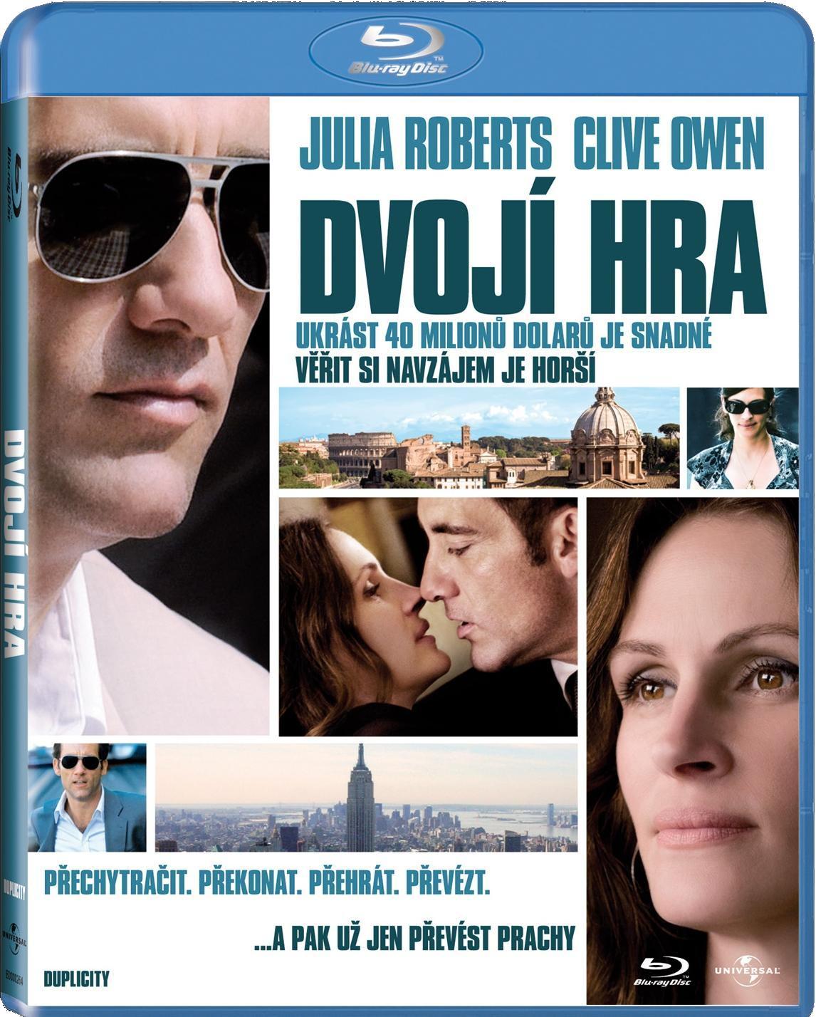 DVOJÍ HRA - Blu-ray