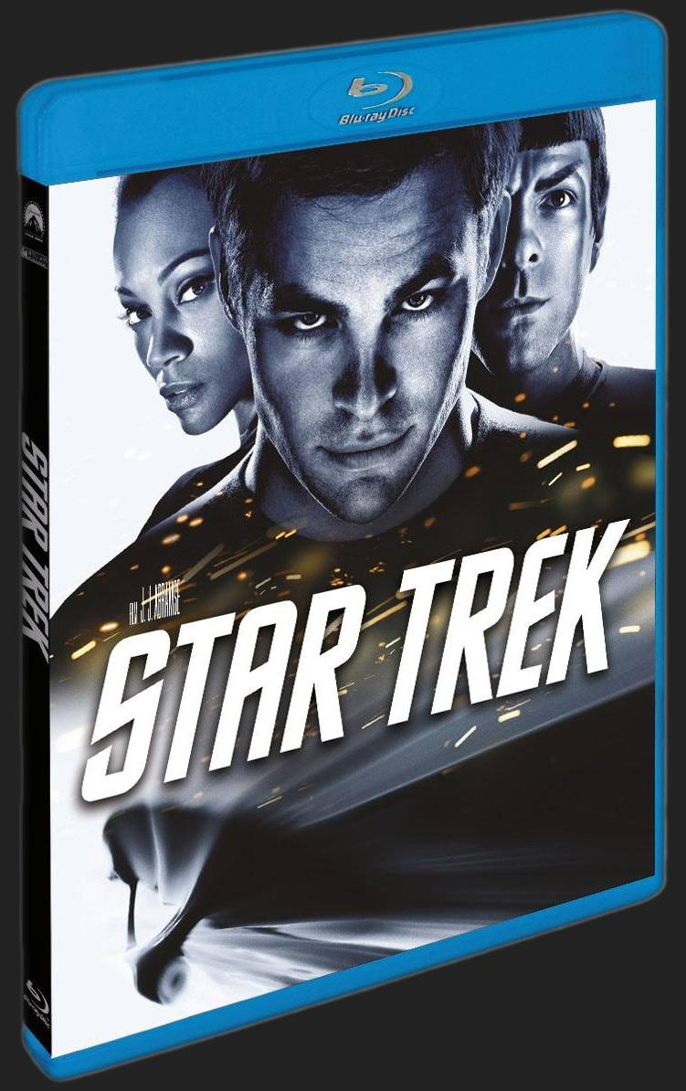 STAR TREK (2009) - Blu-ray