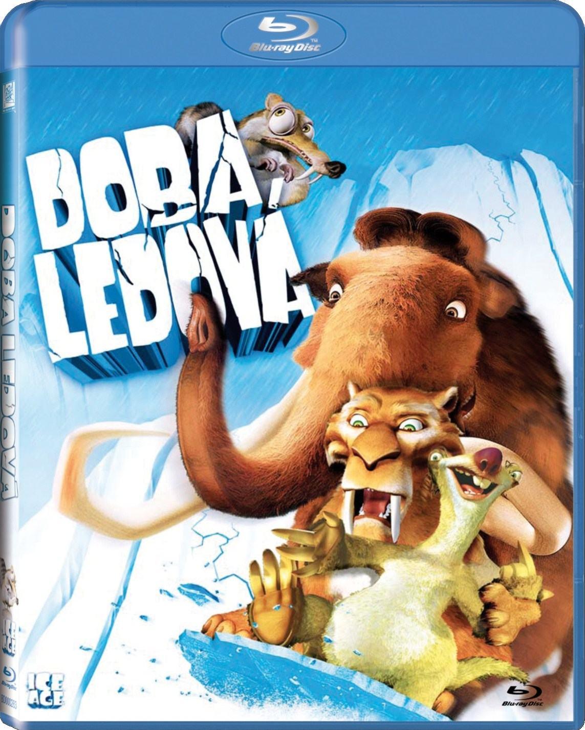 DOBA LEDOVÁ - Blu-ray