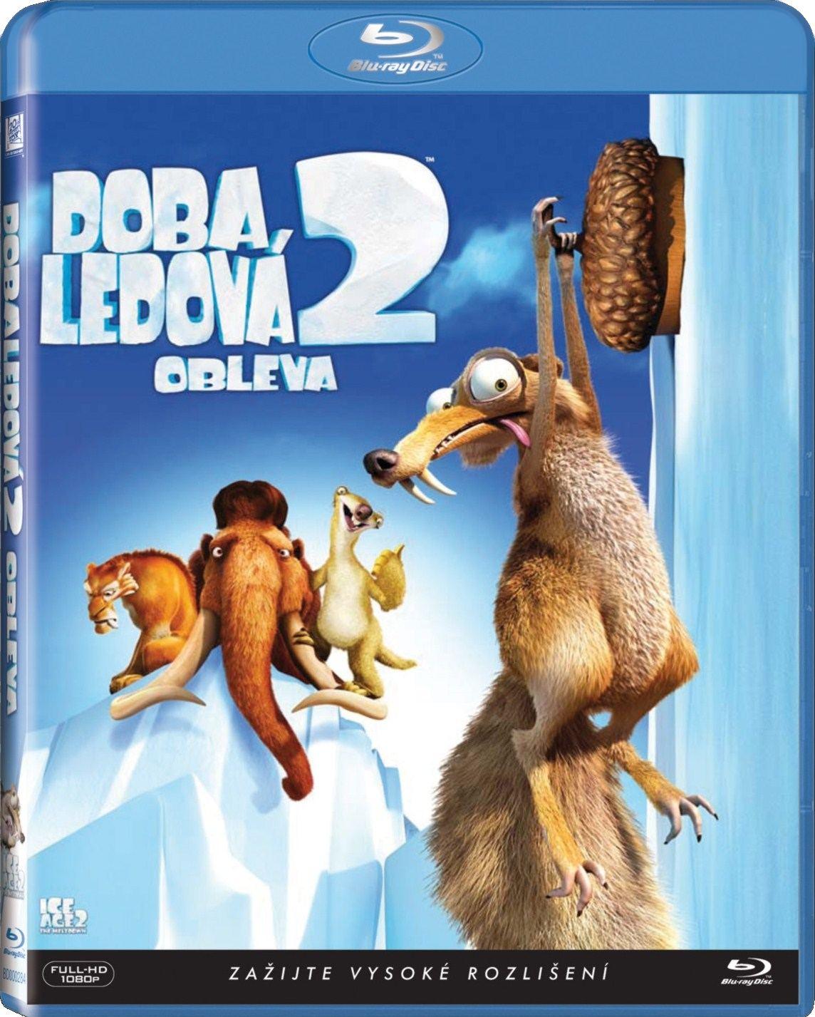DOBA LEDOVÁ 2: OBLEVA - Blu-ray