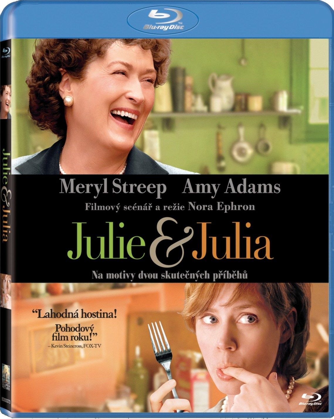 JULIE A JULIA - Blu-ray