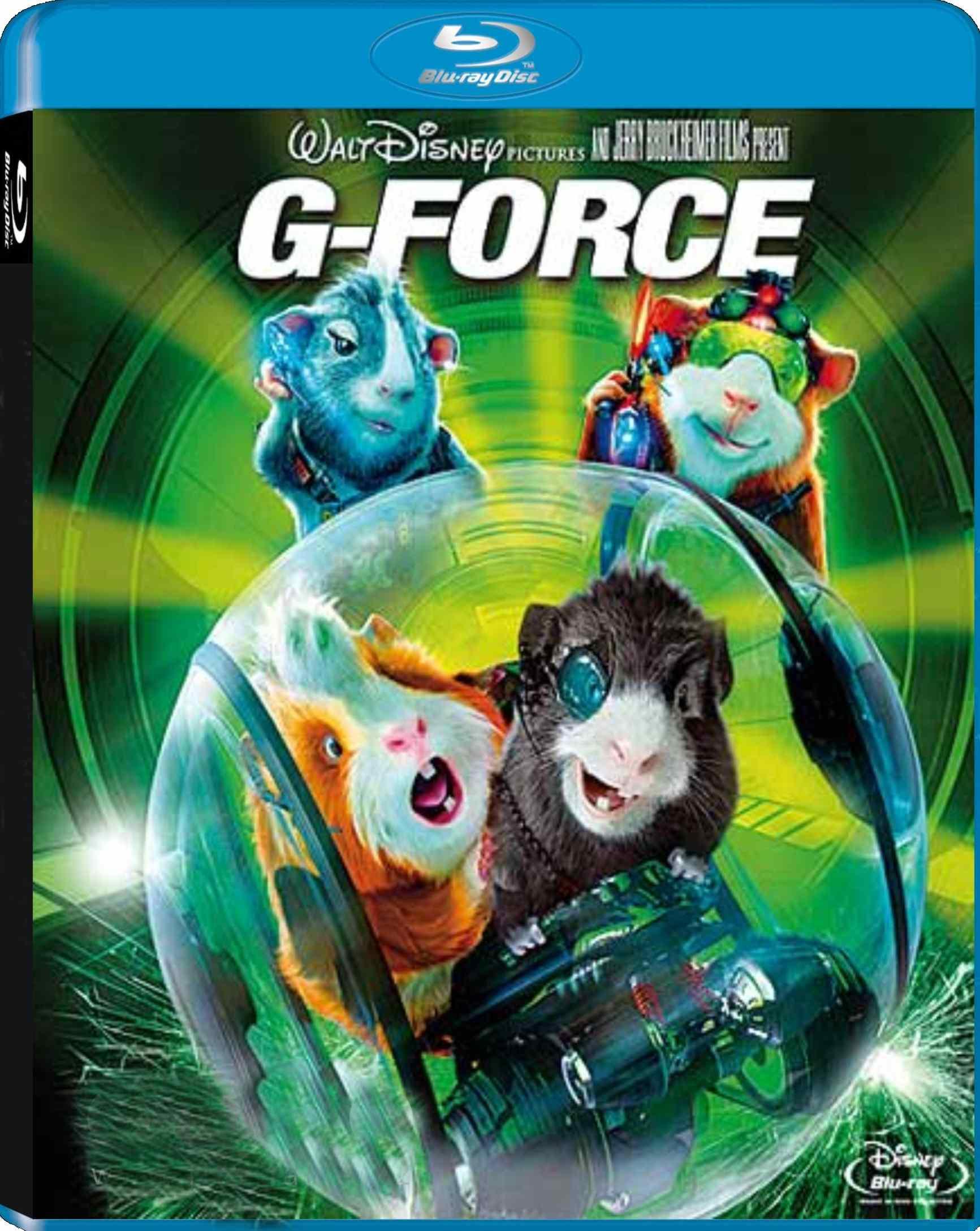 G-FORCE - Blu-ray