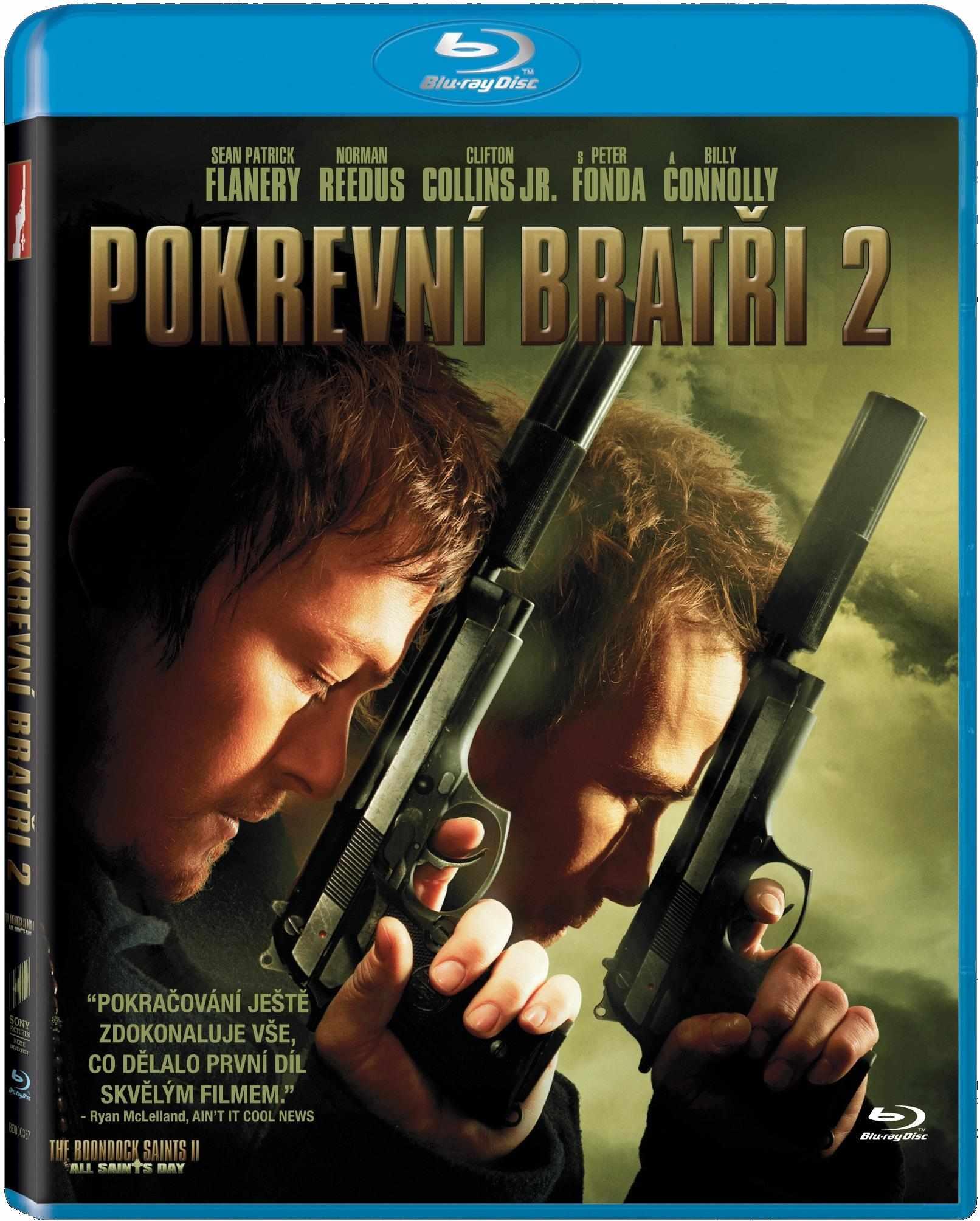 POKREVNÍ BRATŘI 2 - Blu-ray
