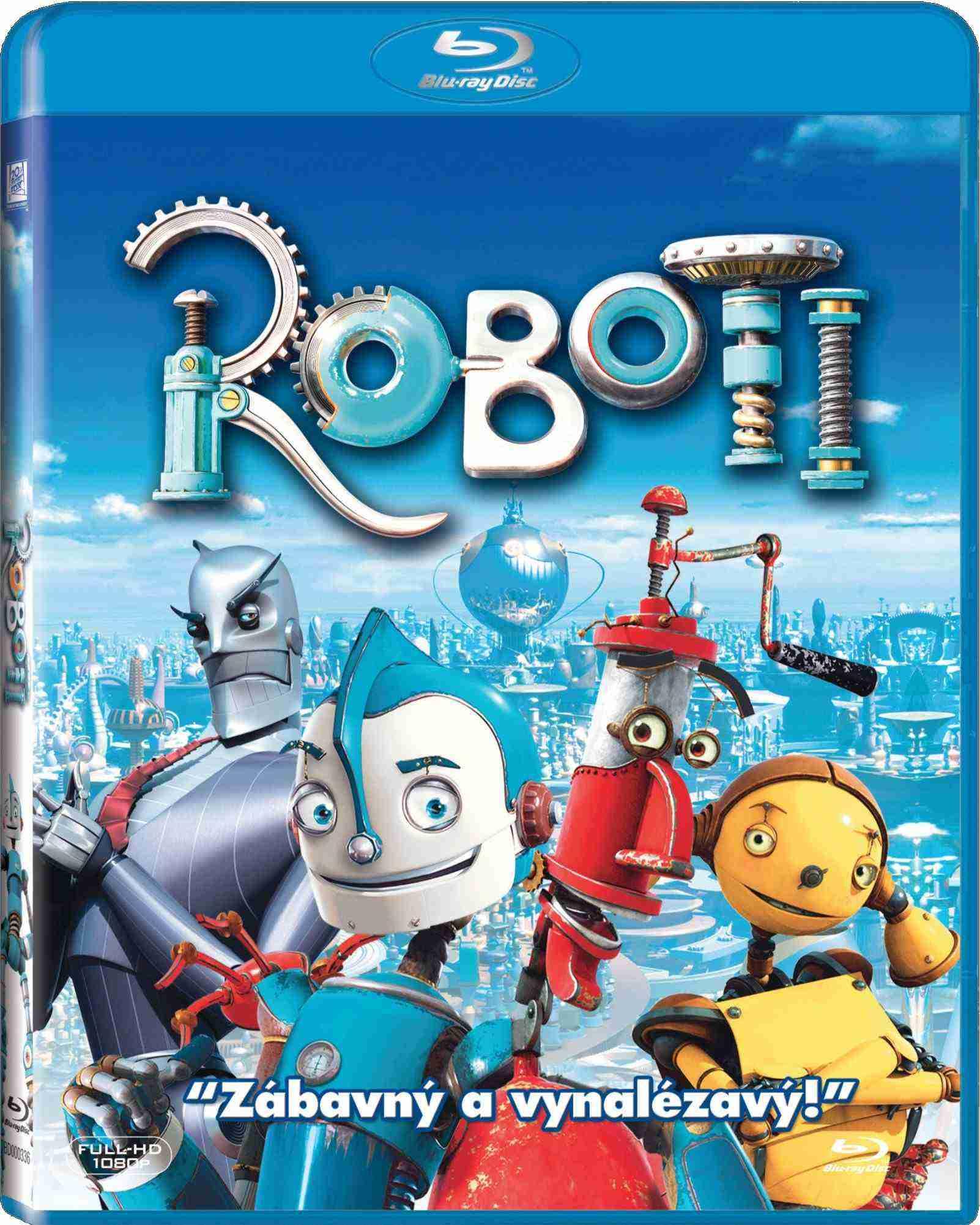 ROBOTI - Blu-ray