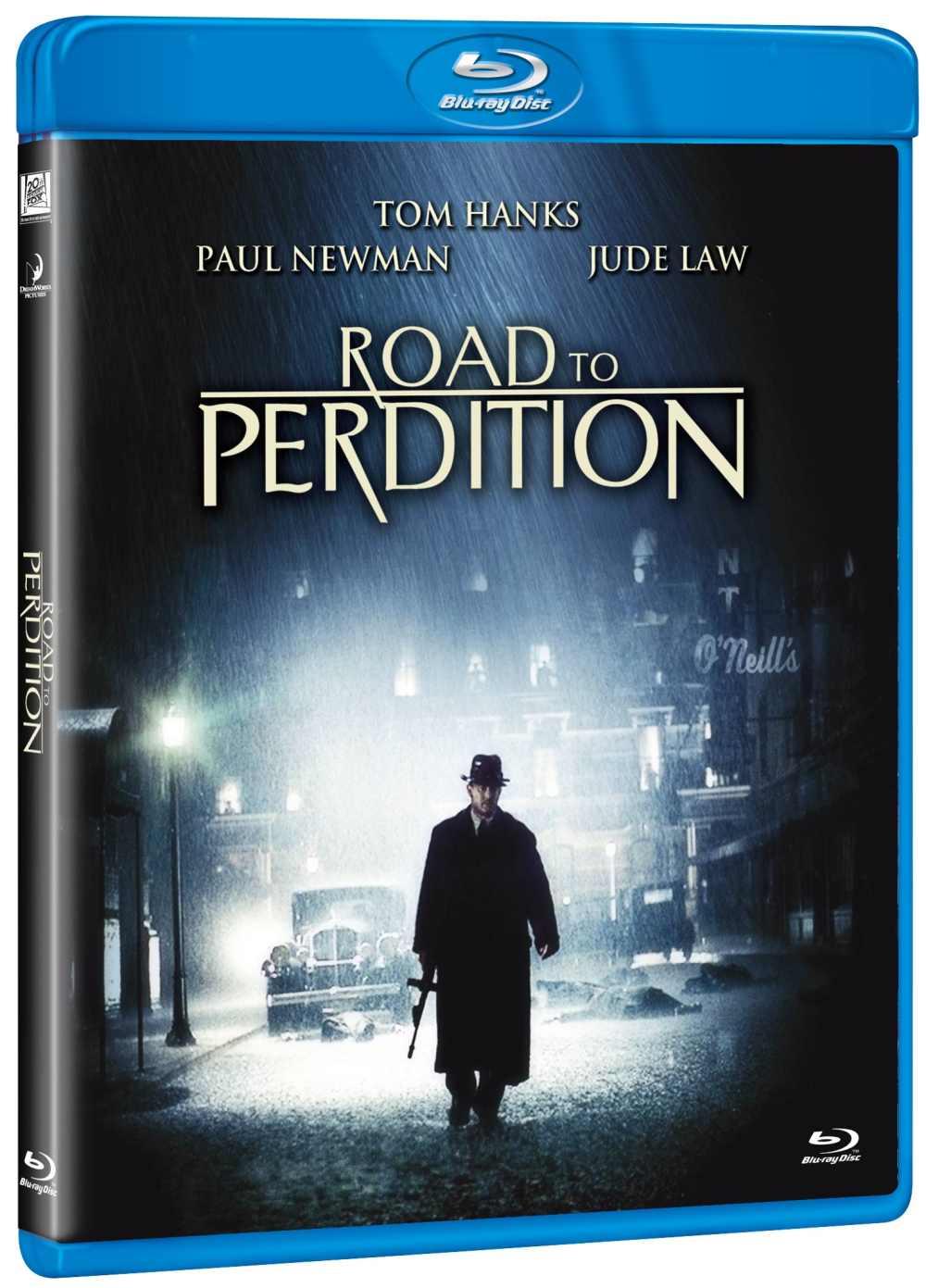 Road to Perdition (Cesta do zatracení) - Blu-ray