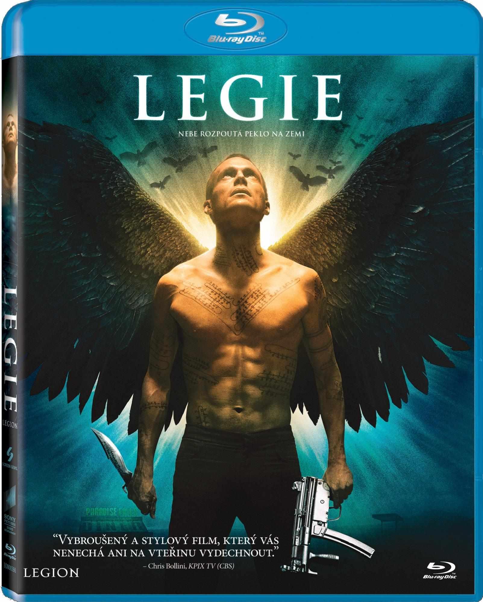 LEGIE - Blu-ray