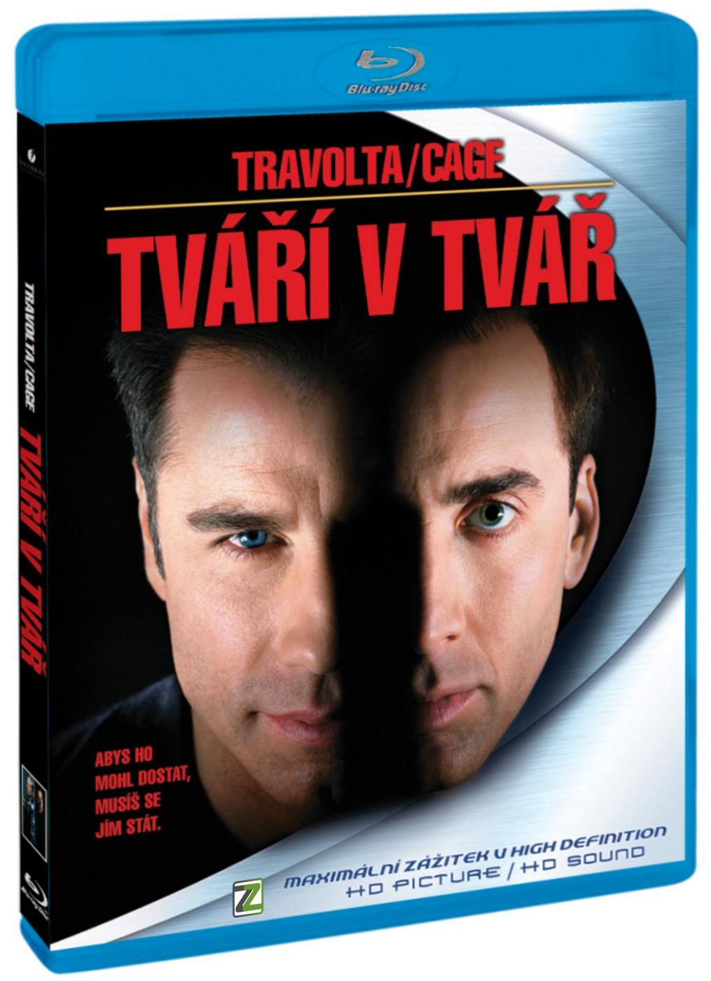 TVÁŘÍ V TVÁŘ - Blu-ray