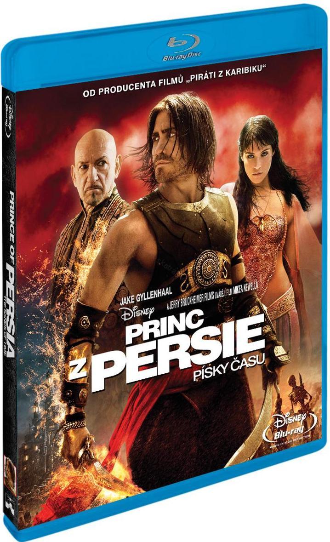 Princ z Persie: Písky času - Blu-ray