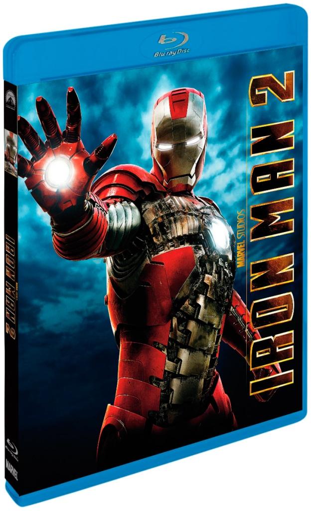 Jsou tony a pepř z roku Iron Man 2