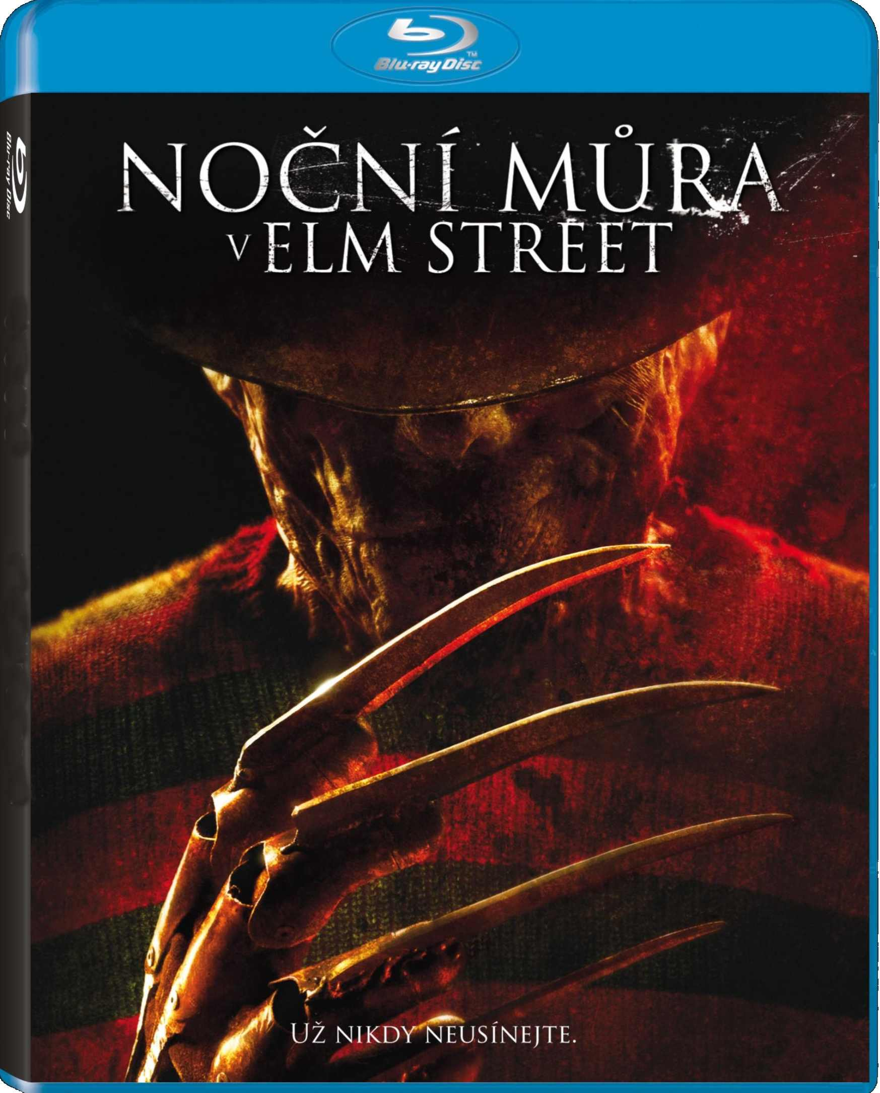 NOČNÍ MŮRA V ELM STREET - 2010 - Blu-ray