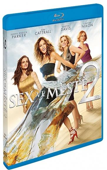 SEX VE MĚSTĚ 2: FILM - Blu-ray