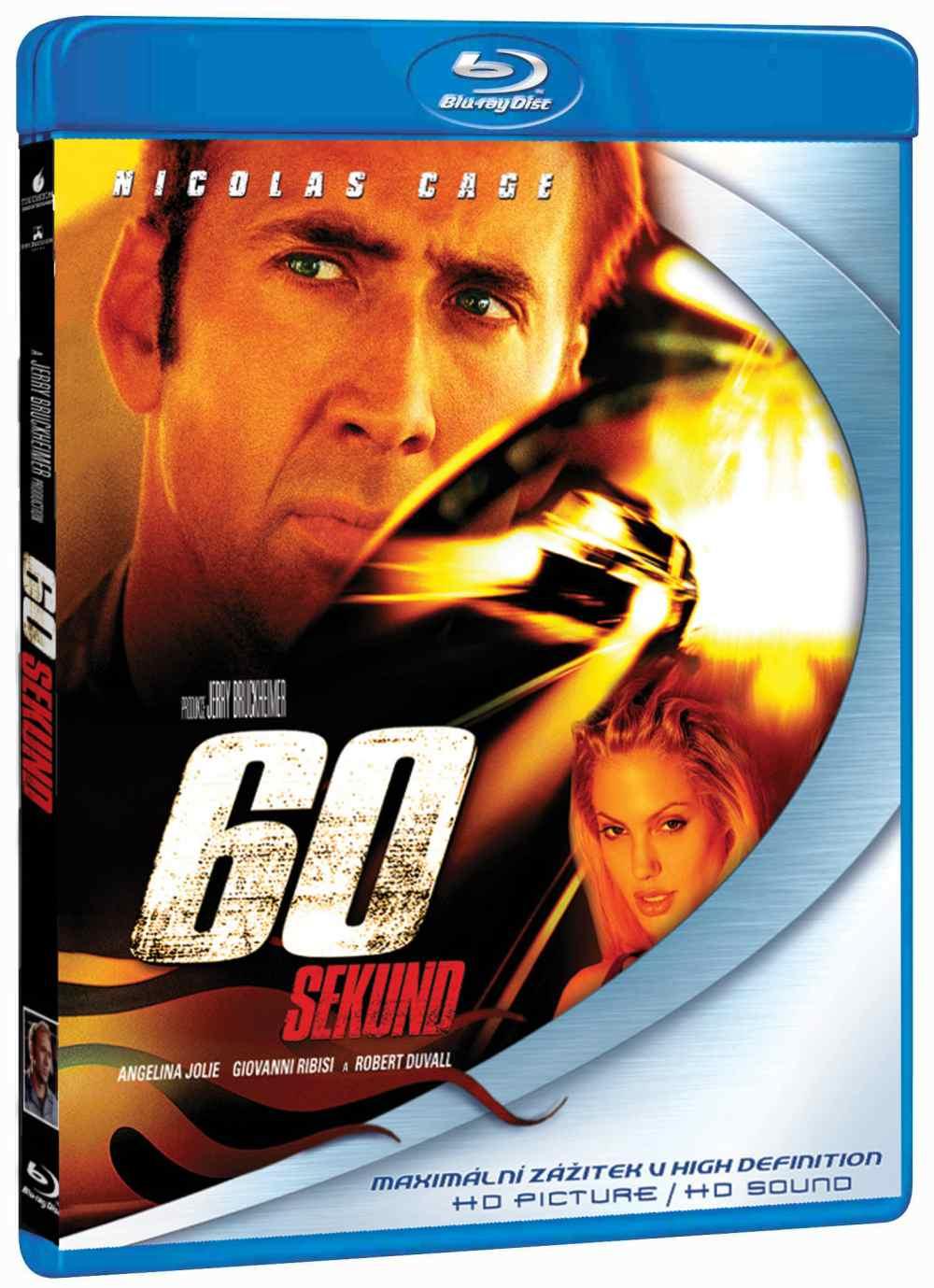 60 sekund - Blu-ray