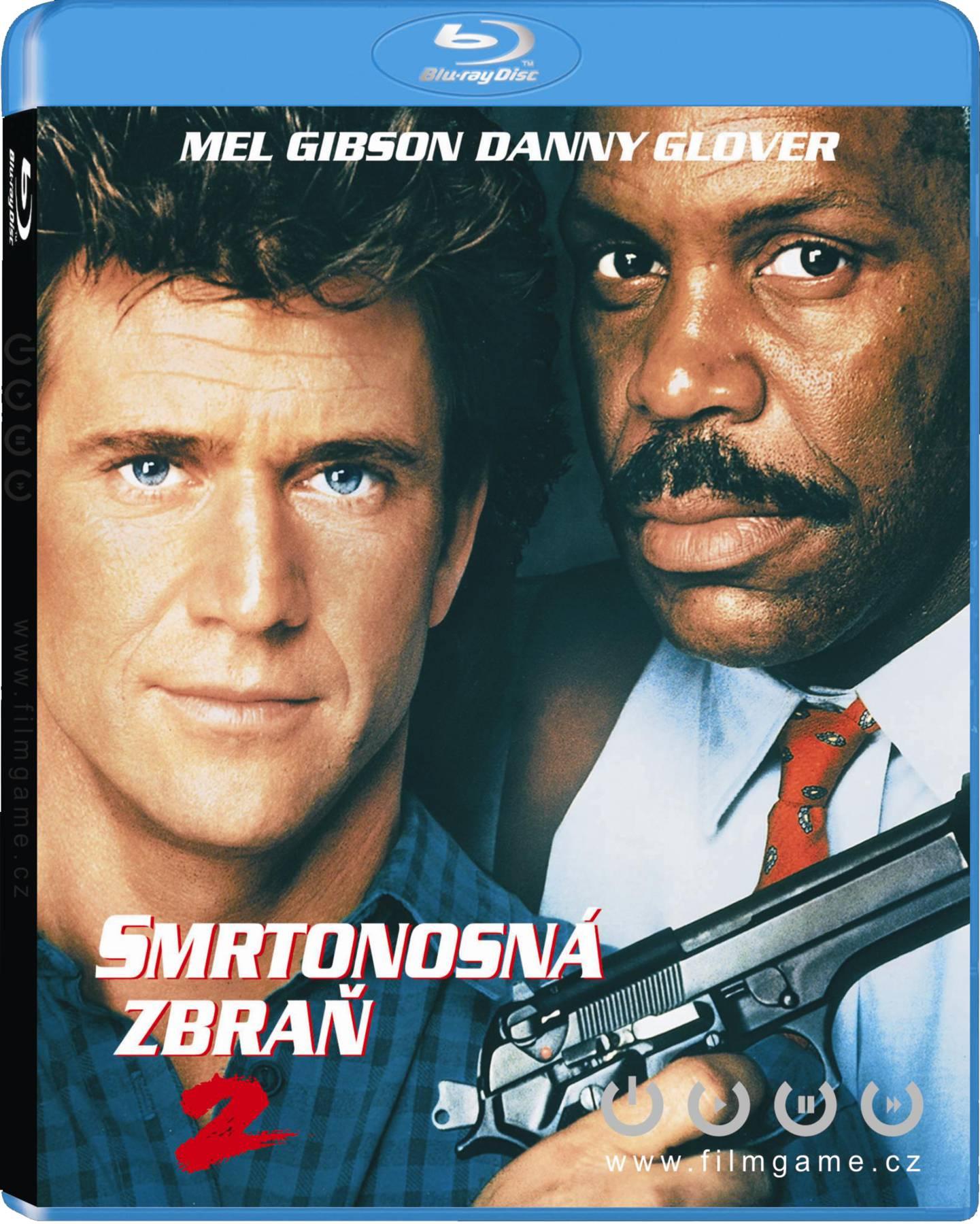 Smrtonosná zbraň 2 - Blu-ray