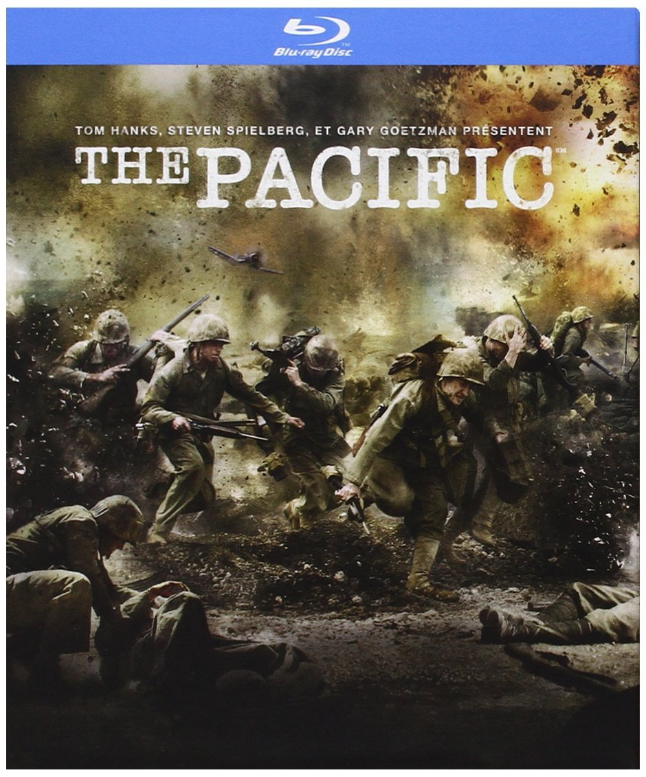 PACIFIK - Blu-ray (6 Blu-ray disk) The Pacific
