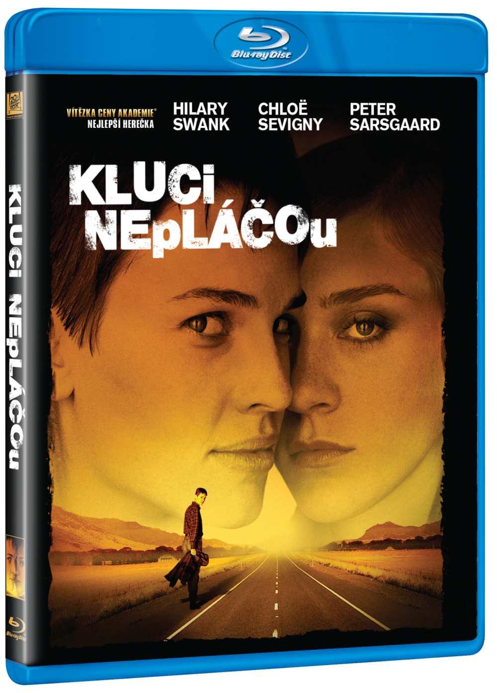 KLUCI NEPLÁČOU - Blu-ray
