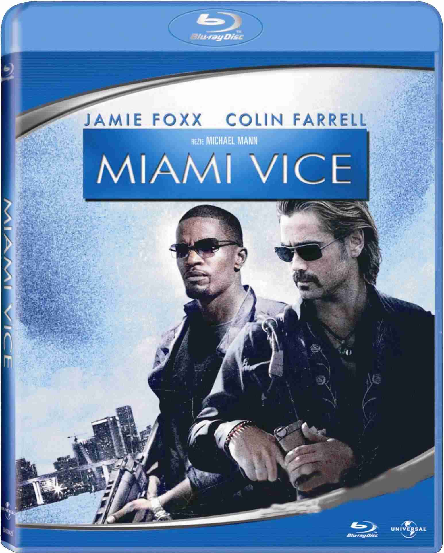 MIAMI VICE - Blu-ray