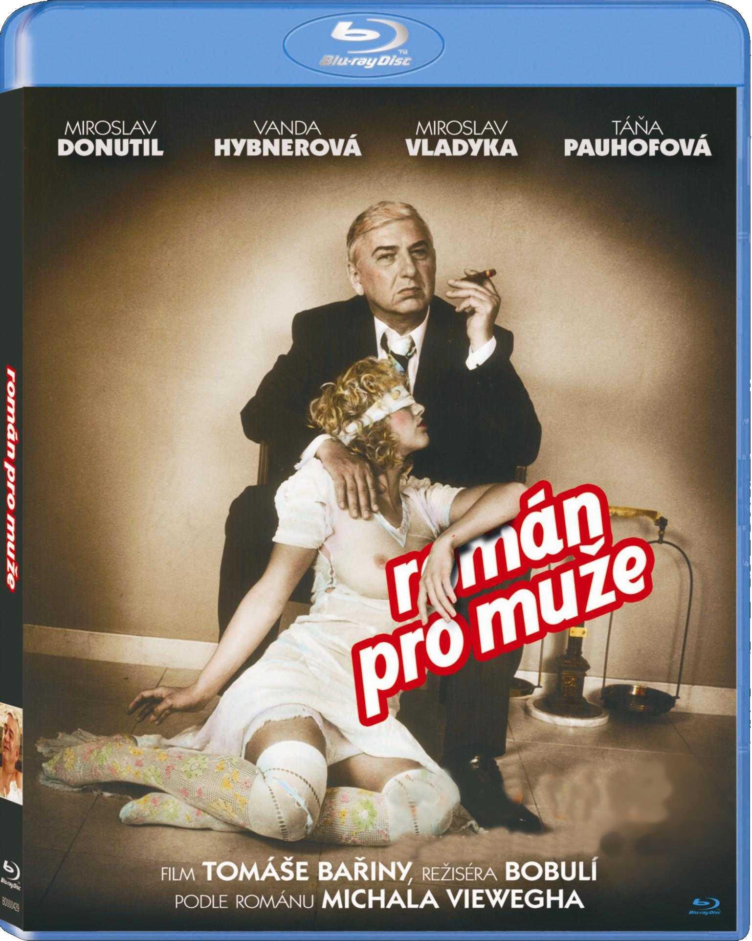 ROMÁN PRO MUŽE - Blu-ray