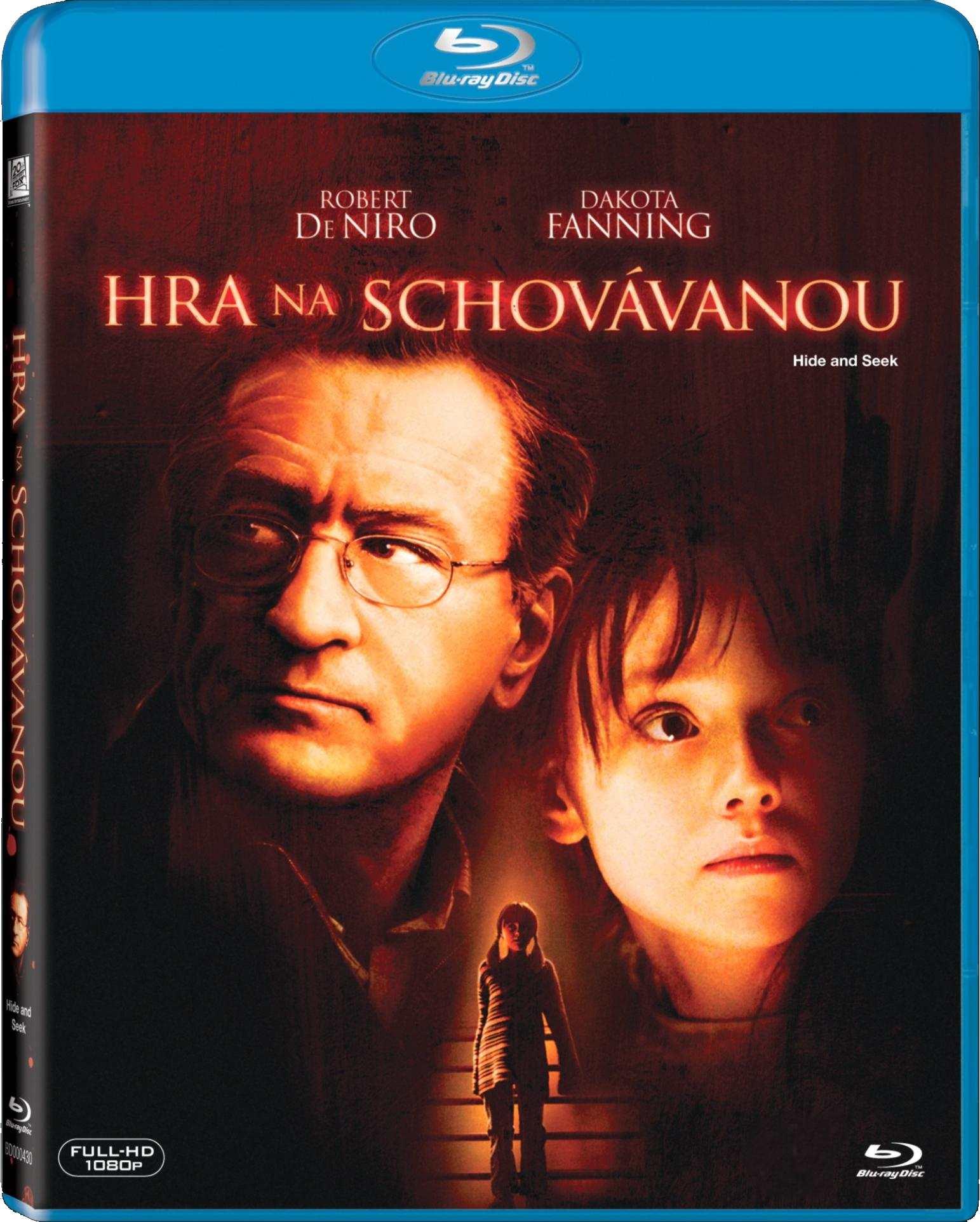 HRA NA SCHOVÁVANOU - Blu-ray