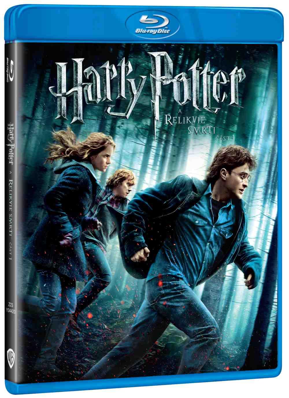 HARRY POTTER A RELIKVIE SMRTI 1. ČÁST - Blu-ray