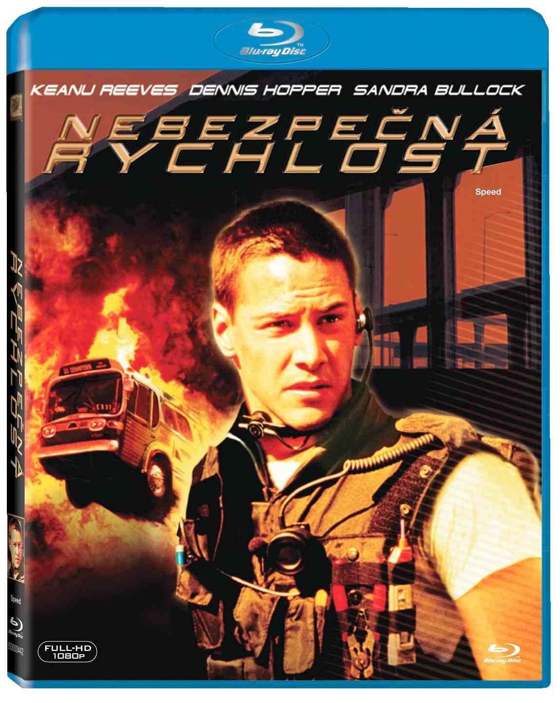 Nebezpečná rychlost - Blu-ray