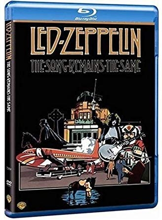 Led Zeppelin: Song Remains the Same/Live 1973/07 - Blu-ray