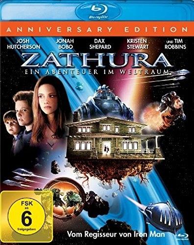 ZATHURA: VESMÍRNÉ DOBRODRUŽSTVÍ - Blu-ray