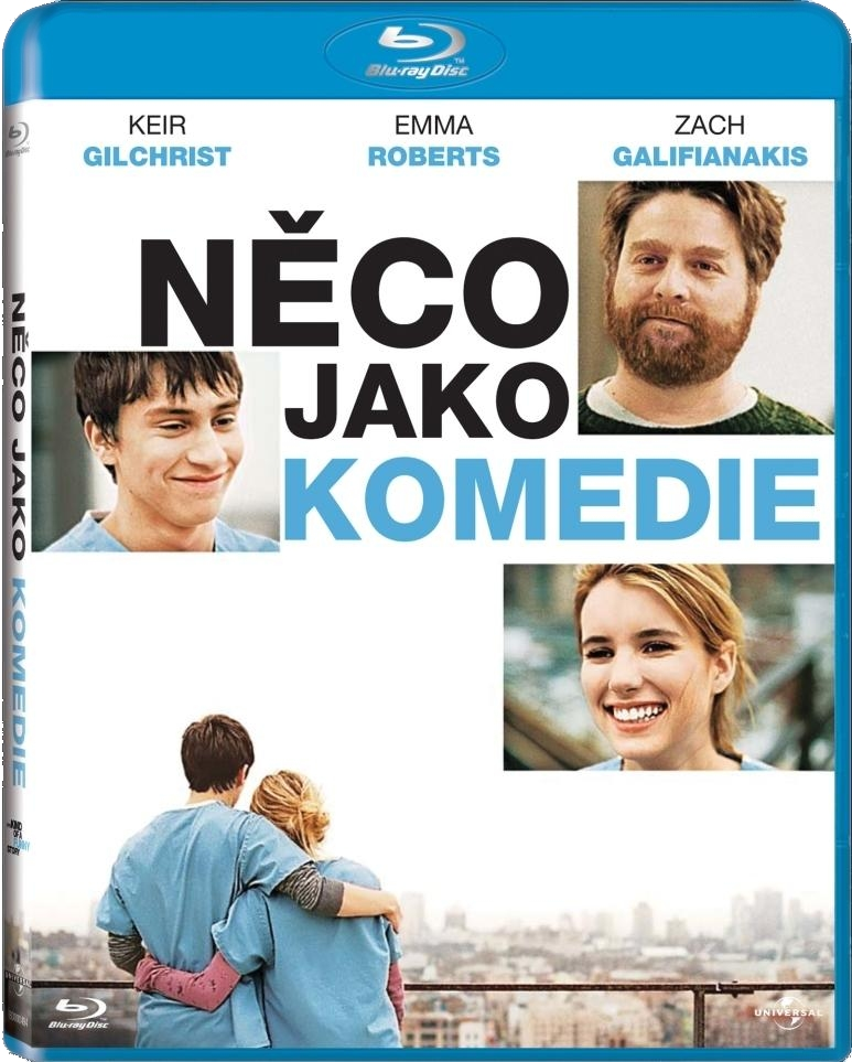 NĚCO JAKO KOMEDIE - Blu-ray
