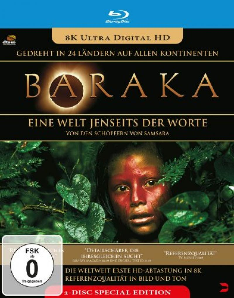 BARAKA - Blu-ray