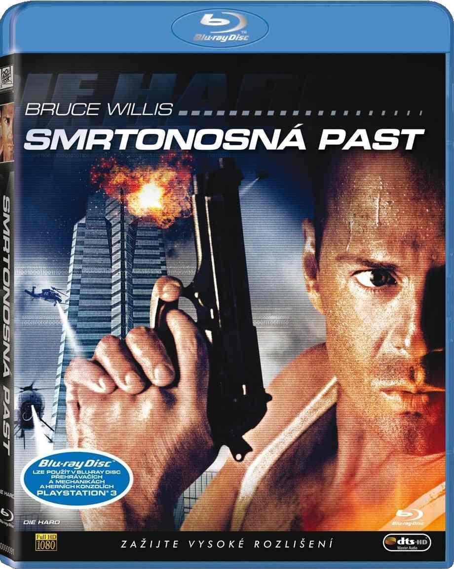 SMRTONOSNÁ PAST - Blu-ray (cz titulky)