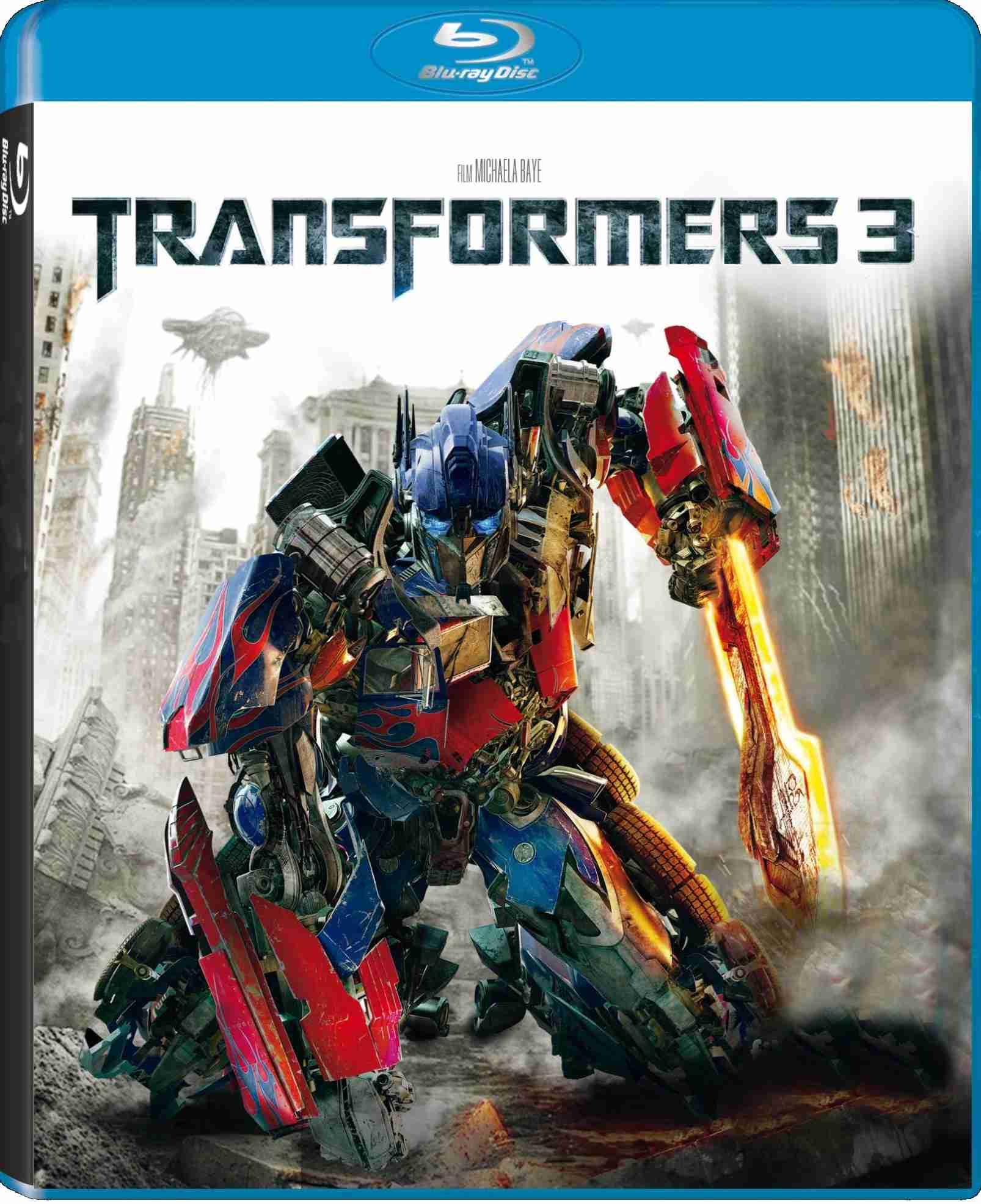 TRANSFORMERS 3 - Blu-ray