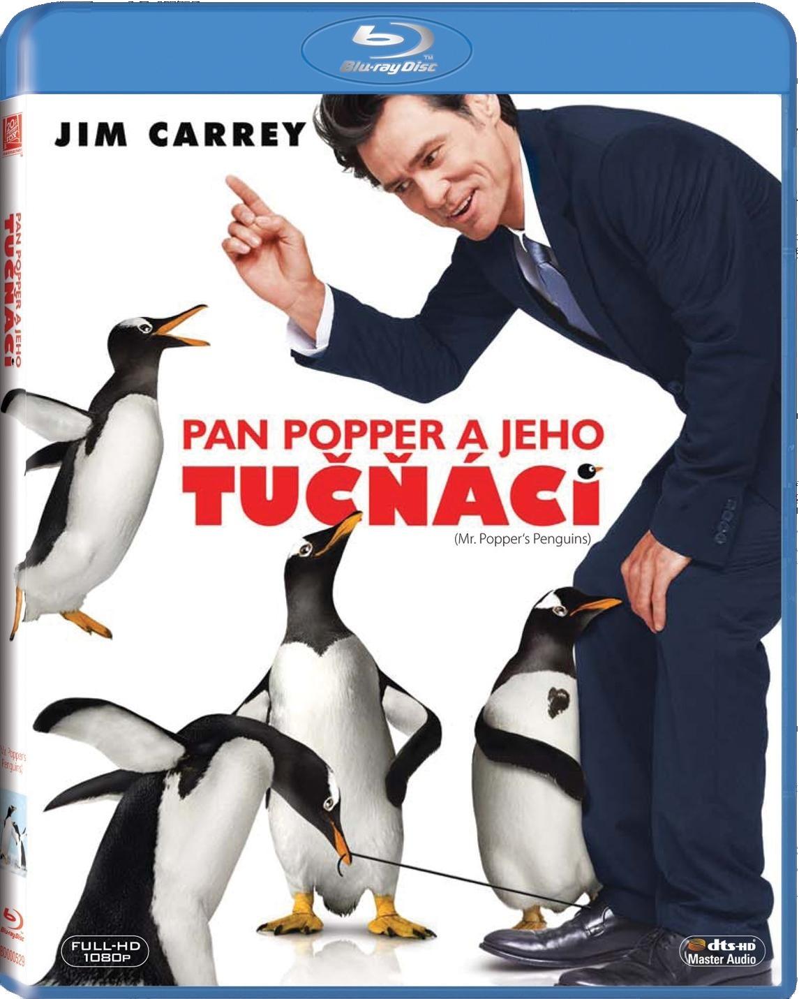 PAN POPPER A JEHO TUČŇÁCI - Blu-ray (AKCE FOX)