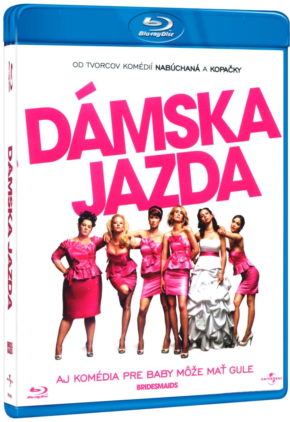 ŽENY SOBĚ - Blu-ray (slovenský obal)