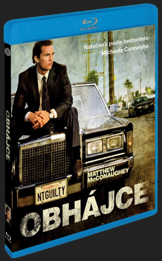 OBHÁJCE - Blu-ray