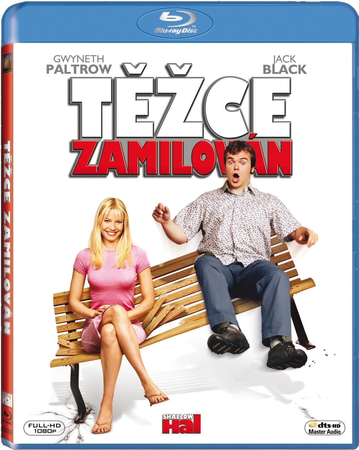 TĚŽCE ZAMILOVÁN - Blu-ray