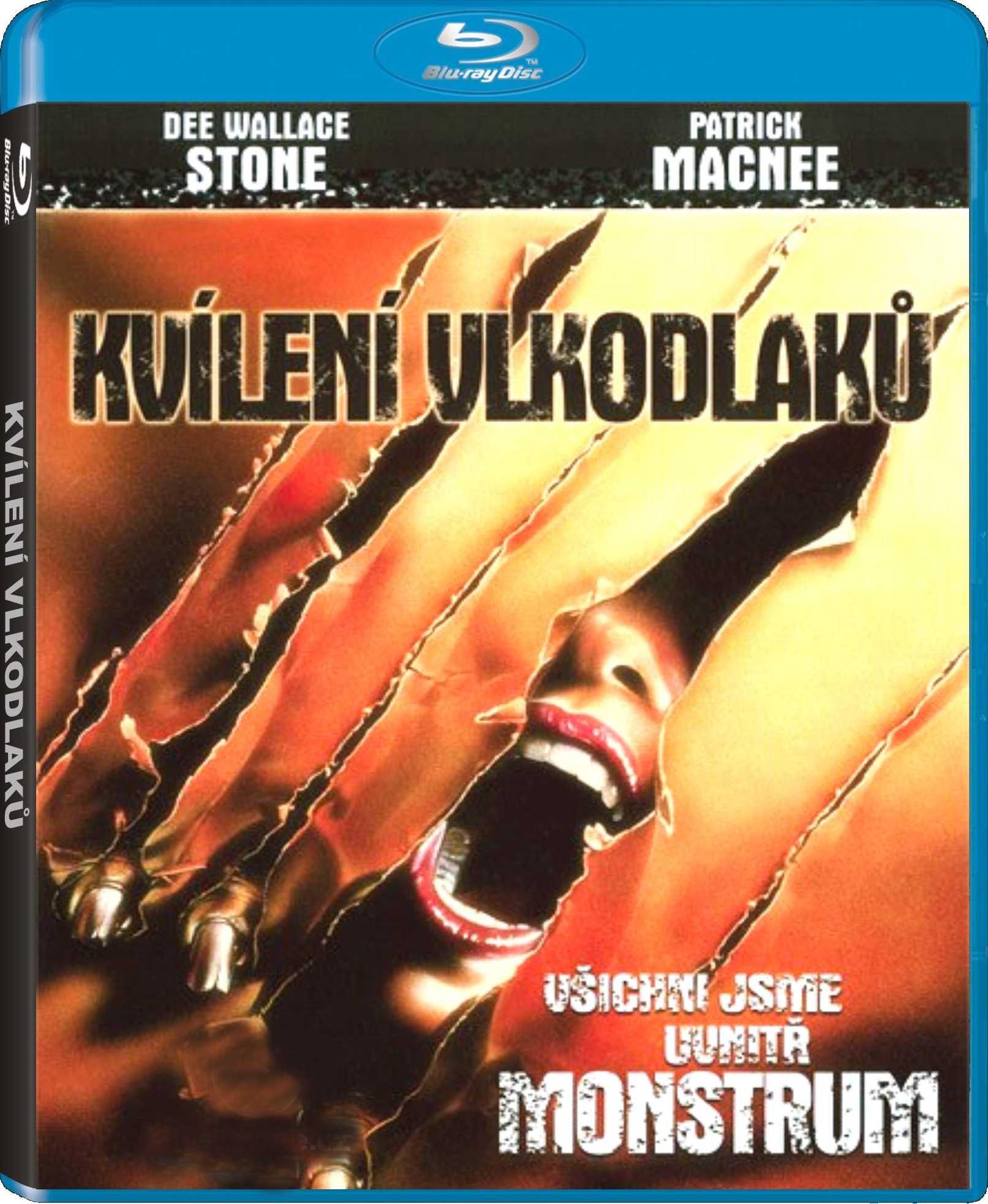 KVÍLENÍ VLKODLAKŮ - Blu-ray