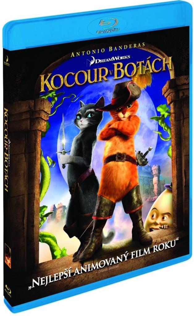 KOCOUR V BOTÁCH - Blu-ray