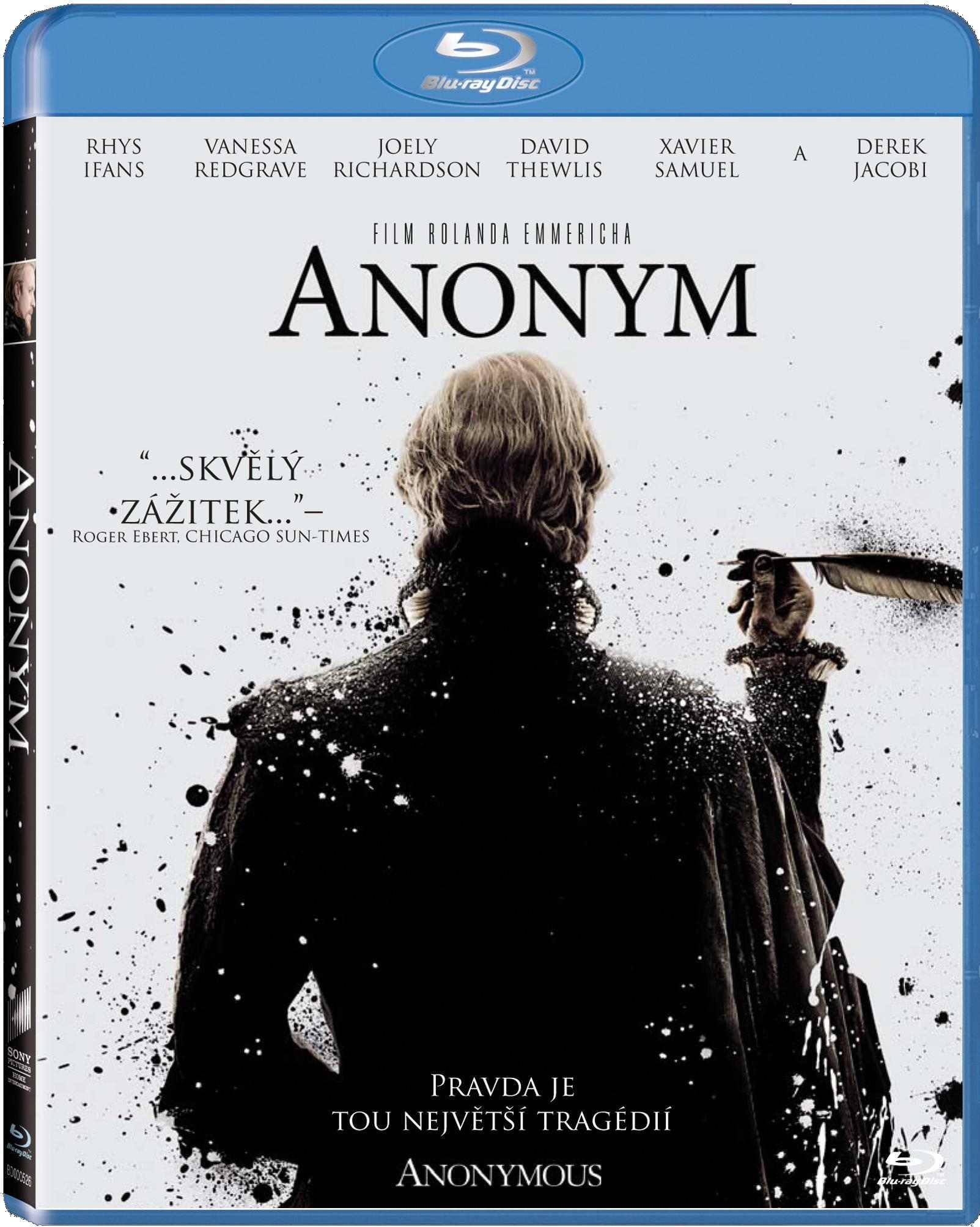 ANONYM - Blu-ray