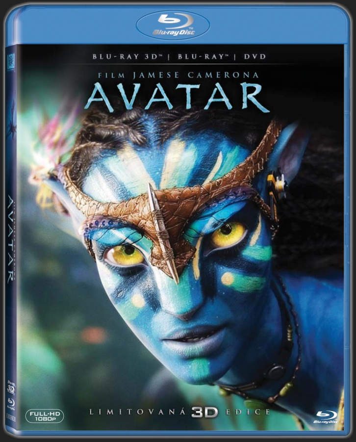 AVATAR 3D - Blu-ray 3D+2D + DVD