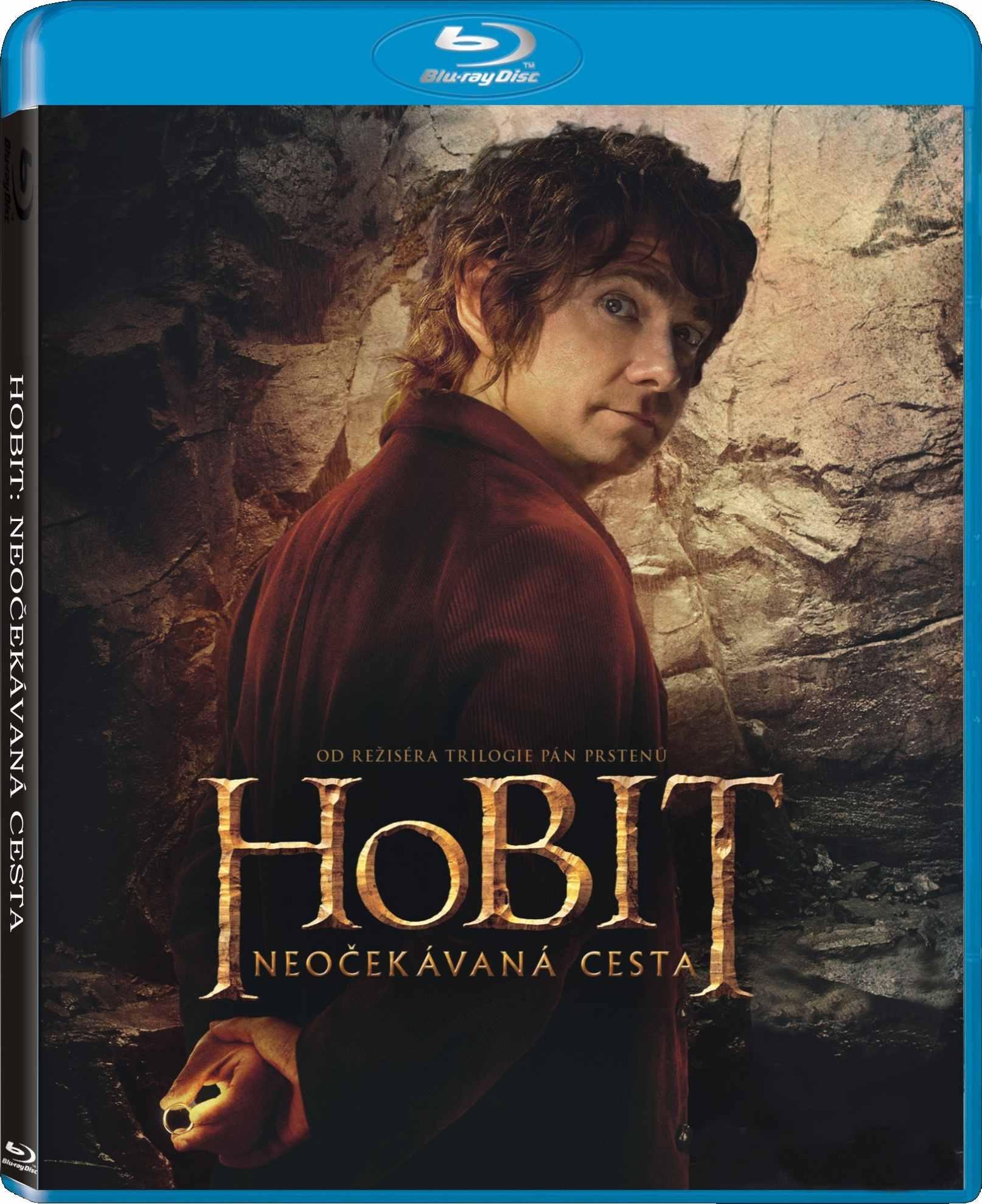 HOBIT: NEOČEKÁVANÁ CESTA - Blu-ray (2 BD)