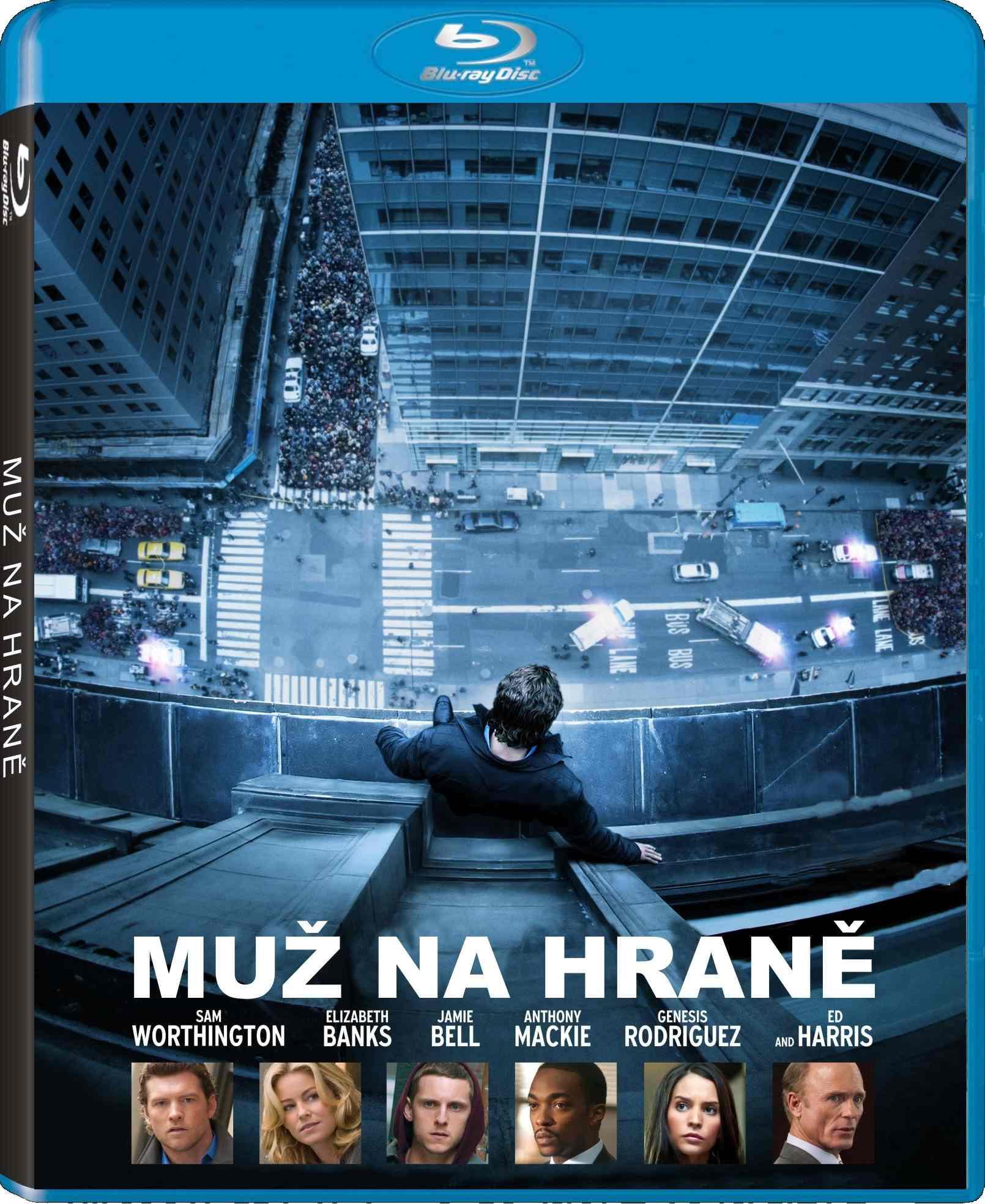 MUŽ NA HRANĚ - Blu-ray
